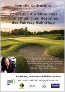 Fairway Golf Event