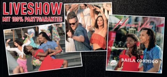 Havana Vibes -BAILA CONMIGO- Position 14 on Germany`s Pop Charts!